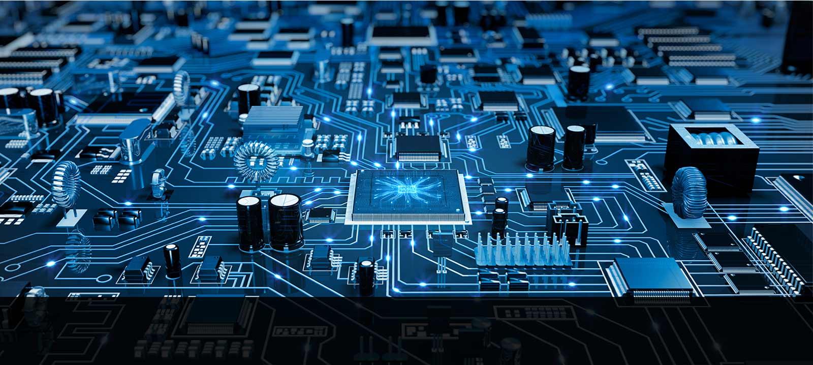 Digital Circuit Wallpapers