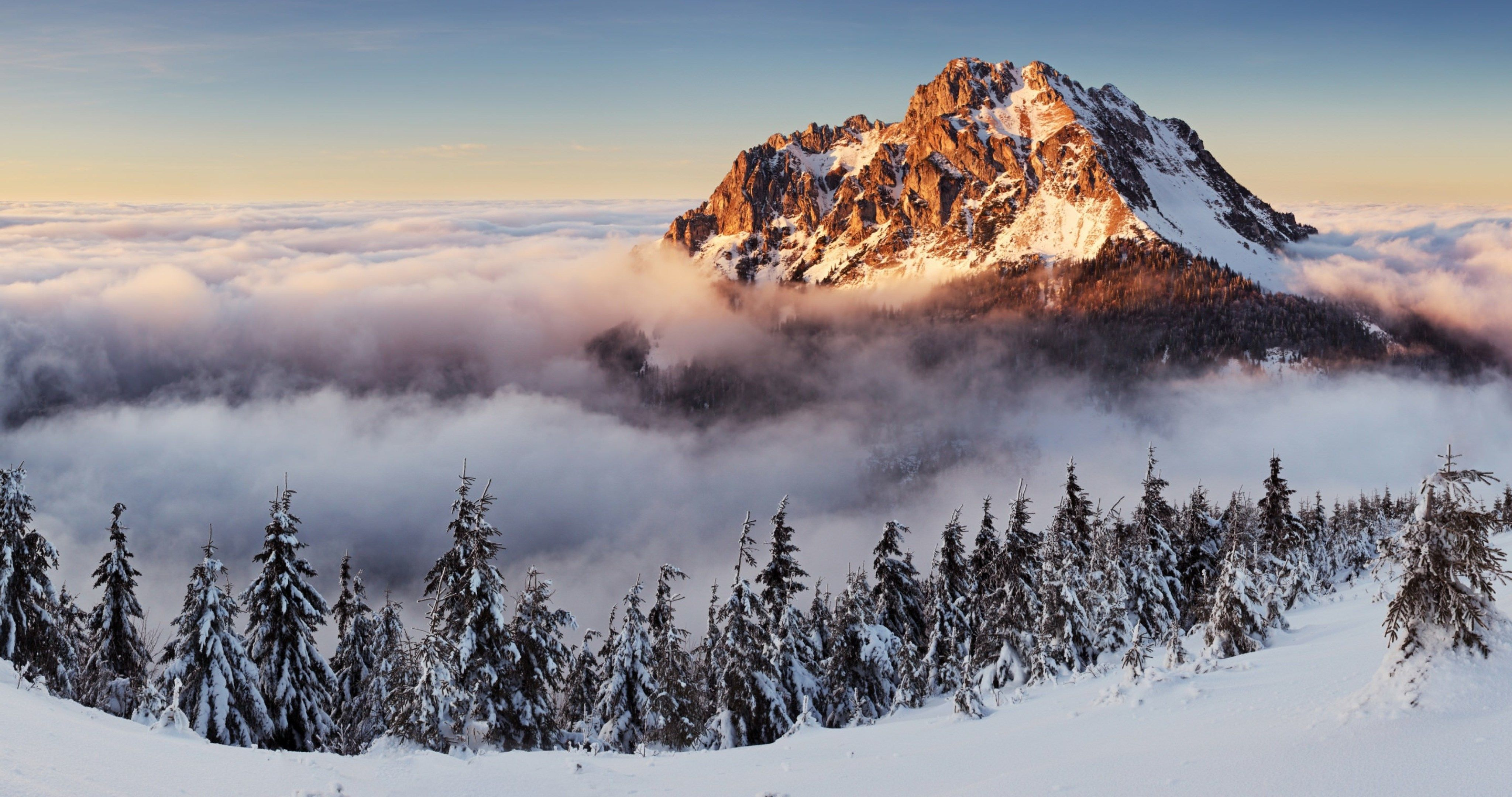 Snow 4K Wallpapers - Top Free Snow 4K Backgrounds ...