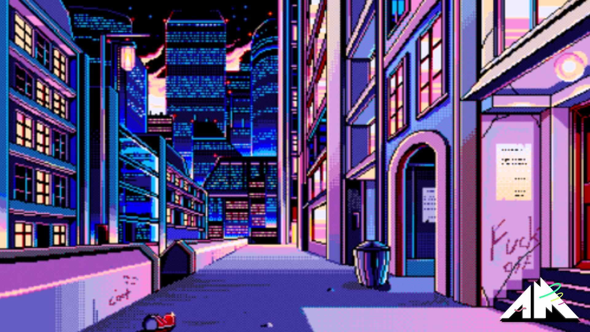 Retro Anime Wallpapers - Top Free Retro Anime Backgrounds ...