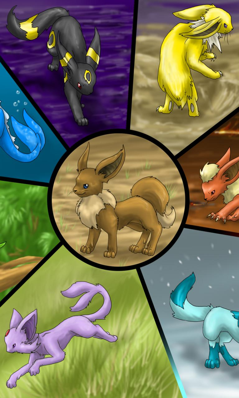 Eevee Iphone Wallpapers Top Free Eevee Iphone Backgrounds