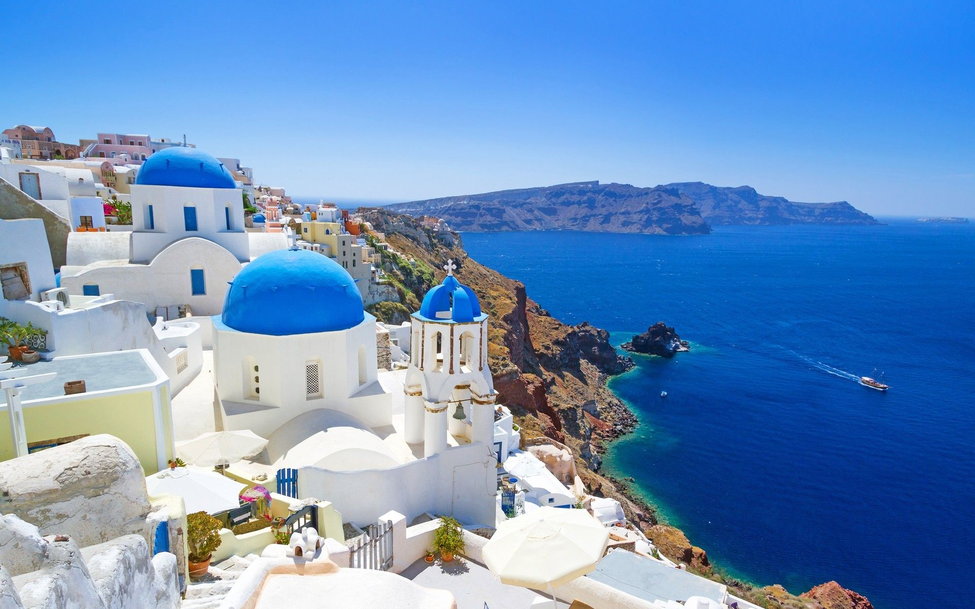 Greece Wallpapers Top Free Greece Backgrounds