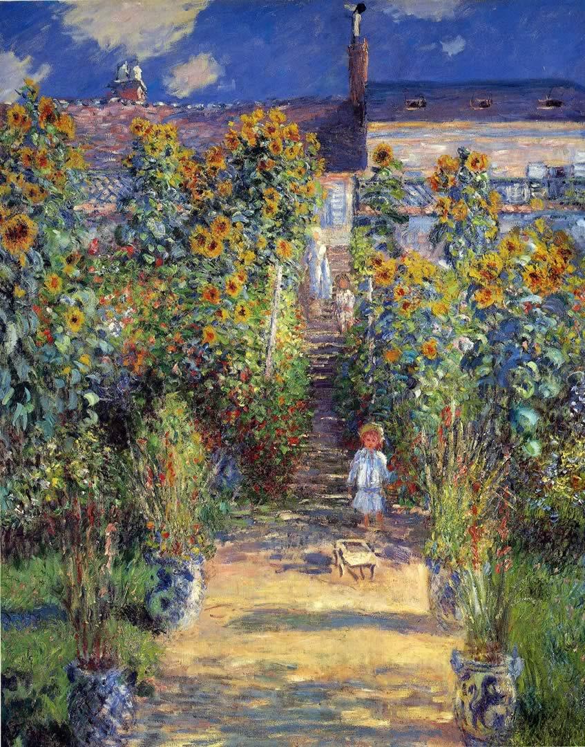 Monet Wallpapers Top Free Monet Backgrounds Wallpaperaccess