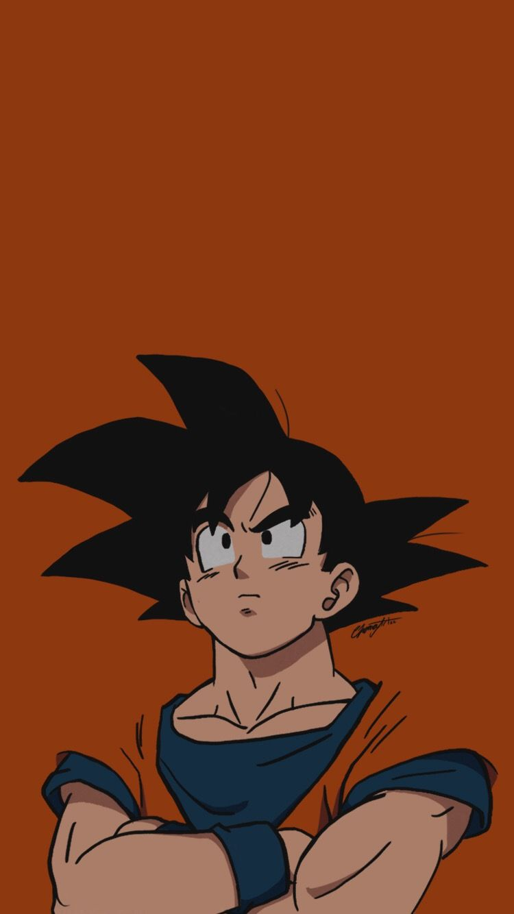 Goku Aesthetic Wallpapers Top Free Goku Aesthetic Backgrounds Wallpaperaccess