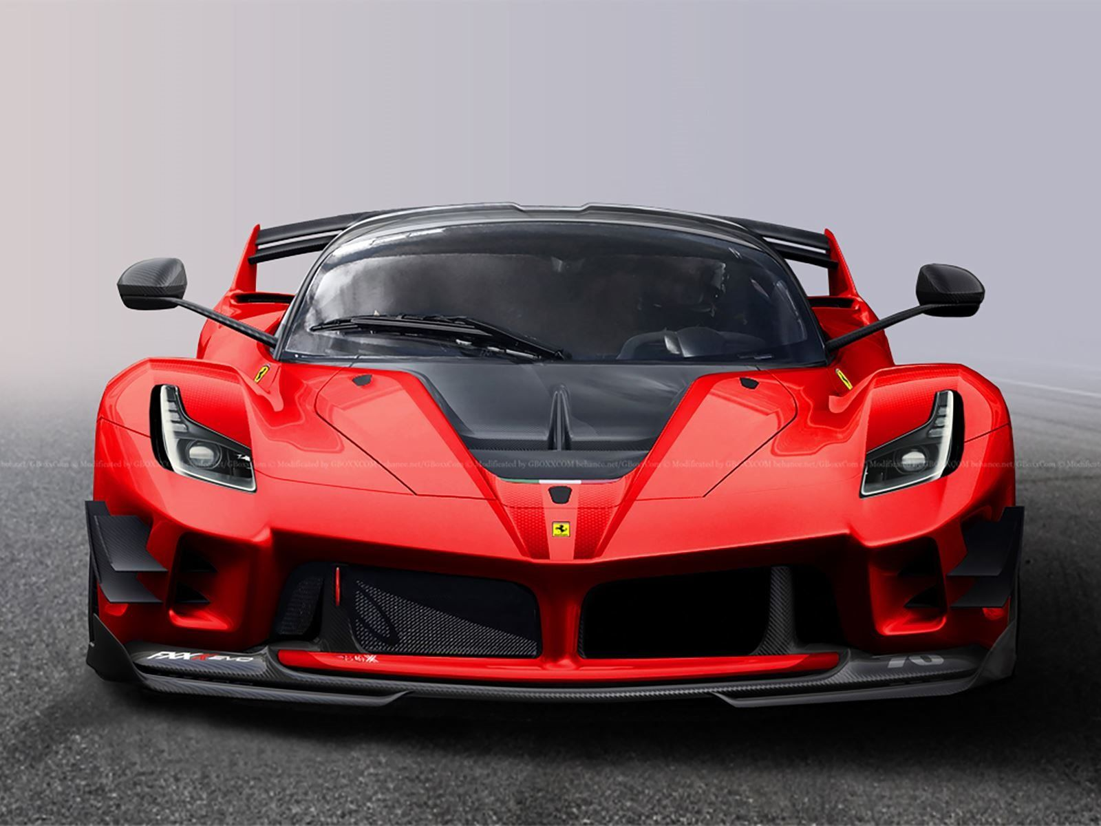 Ferrari Fxxk Evo Wallpapers Top Free Ferrari Fxxk Evo Backgrounds Wallpaperaccess