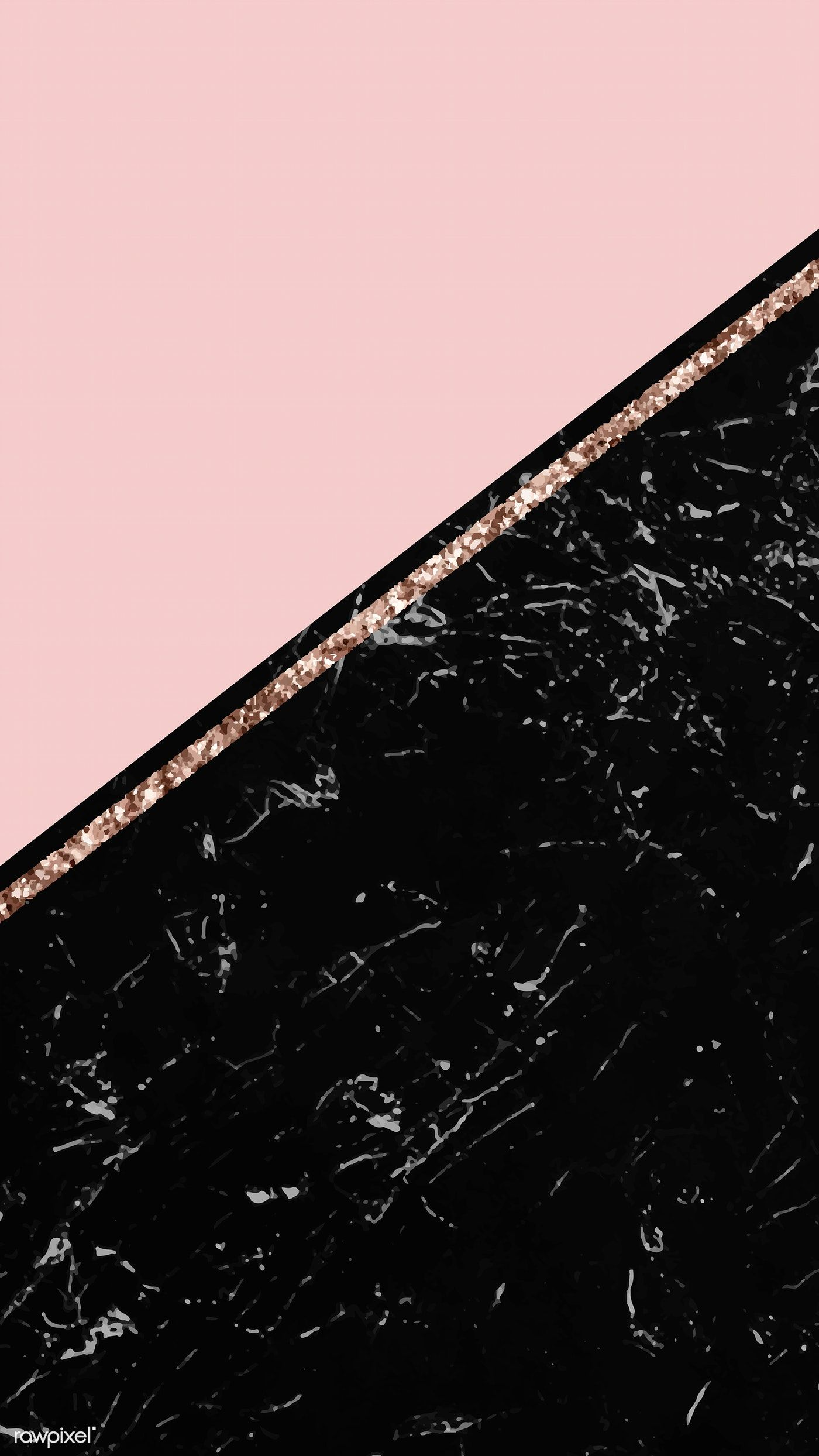 Rose Gold Black Marble Wallpapers Top Free Rose Gold Black Marble Backgrounds Wallpaperaccess