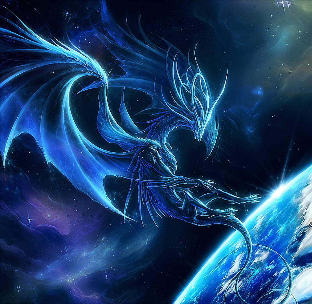 Space Dragon Wallpapers