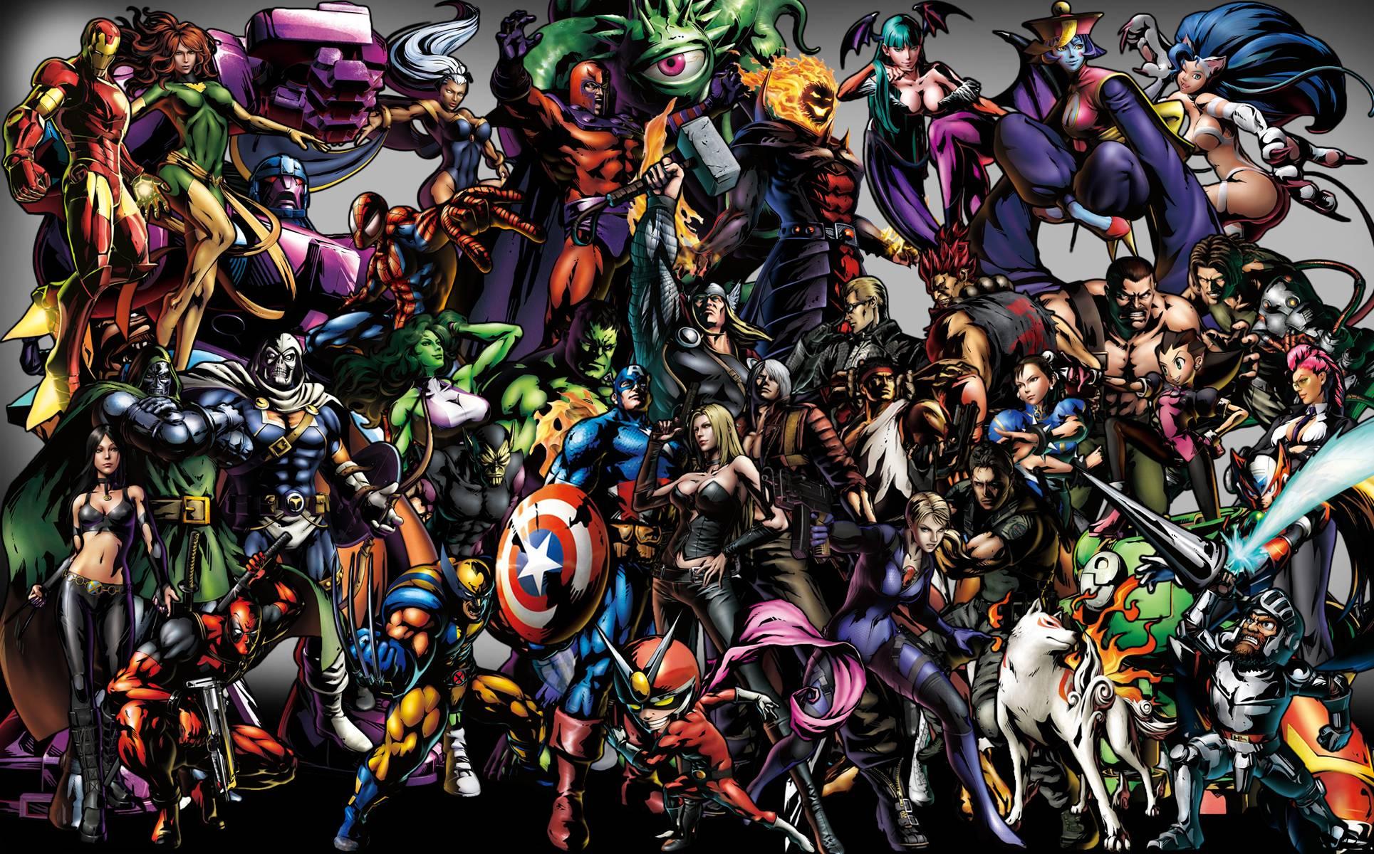 Marvel Vs Dc Wallpapers Top Free Marvel Vs Dc Backgrounds