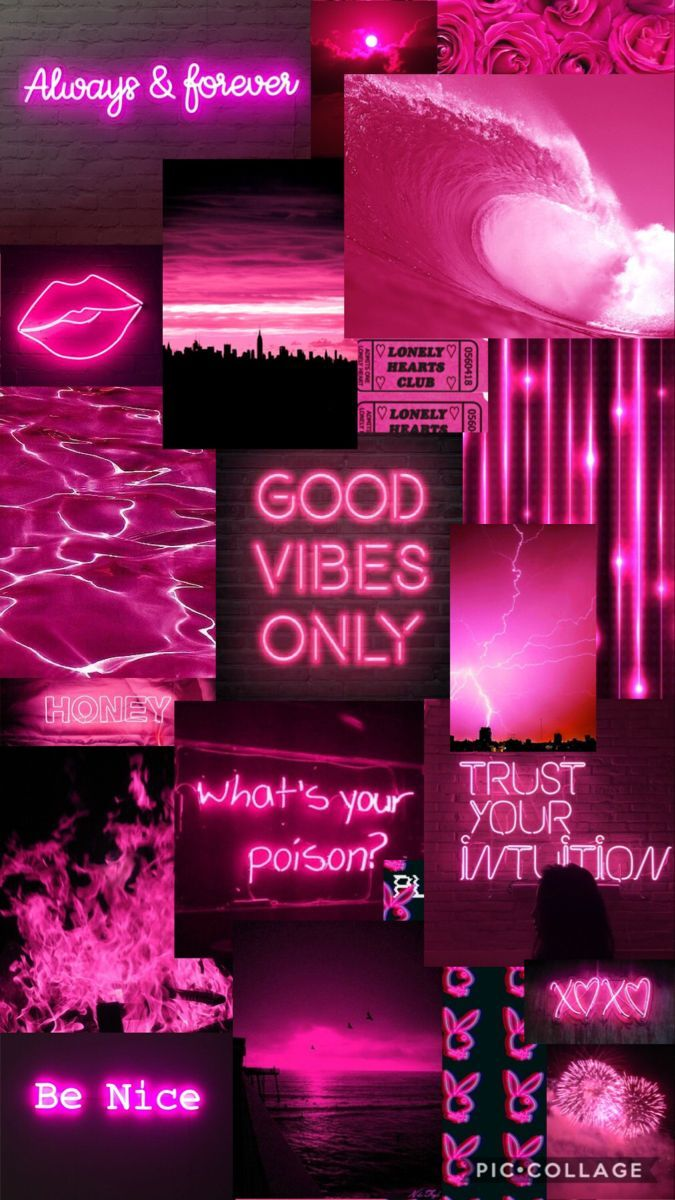 Hot Pink Aesthetic Wallpapers Top Free Hot Pink Aesthetic Backgrounds Wallpaperaccess
