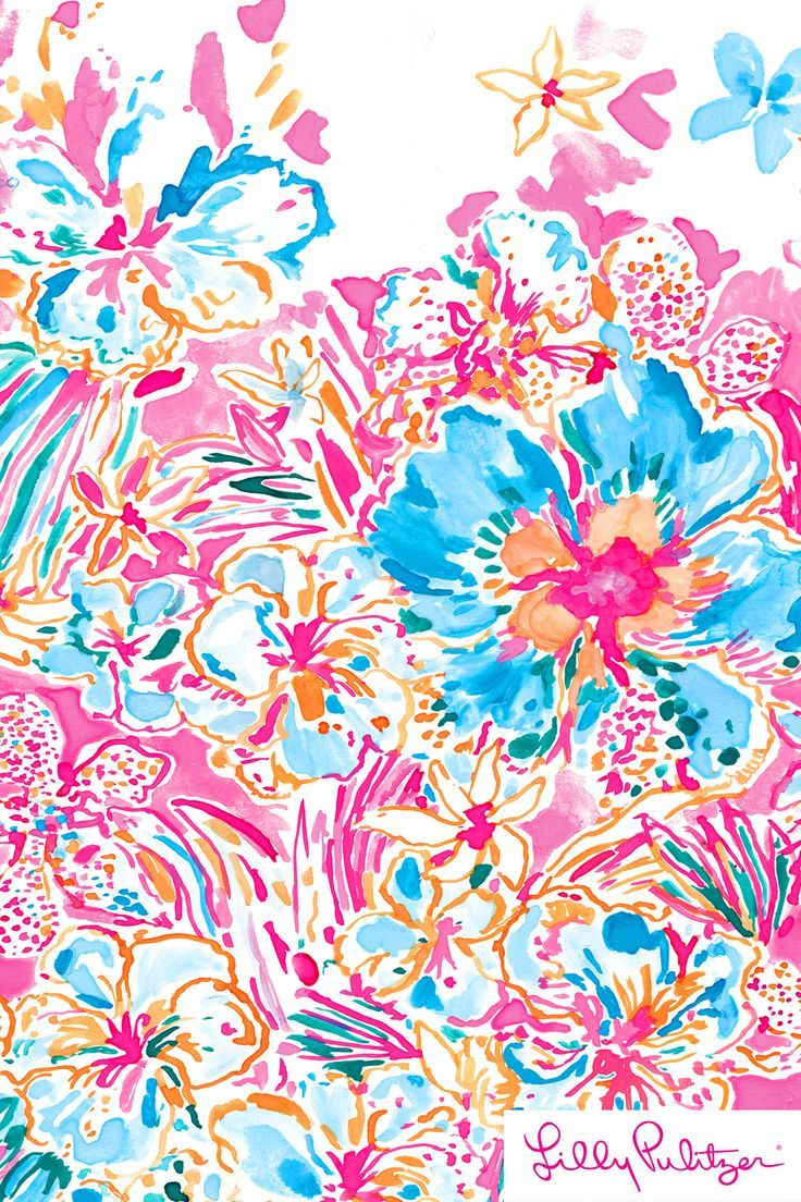 52 best free cute lilly pulitzer wallpapers