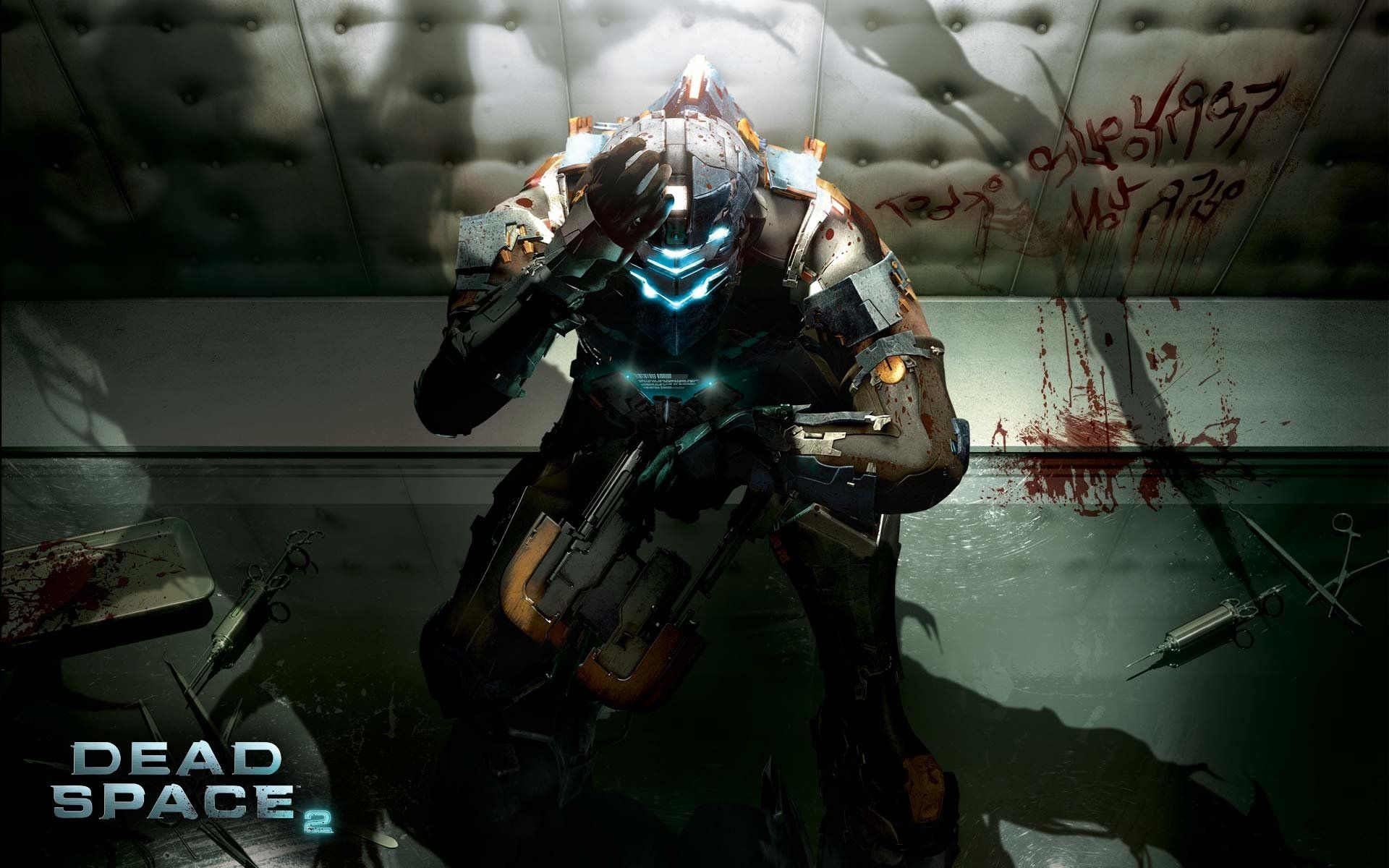 Dead Space Wallpapers Top Free Dead Space Backgrounds