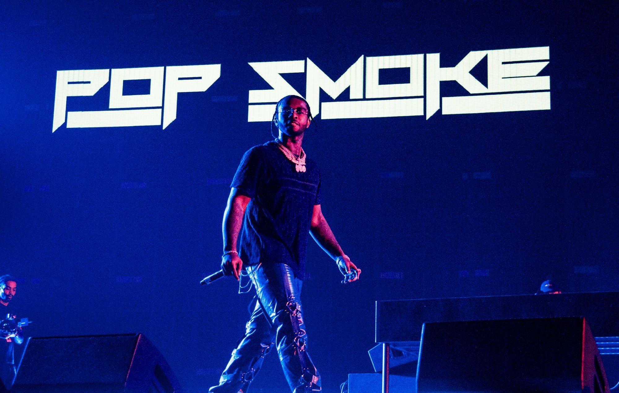 Tin tức rapper Pop Smoke của Mỹ 2000x1270 đã bị giết