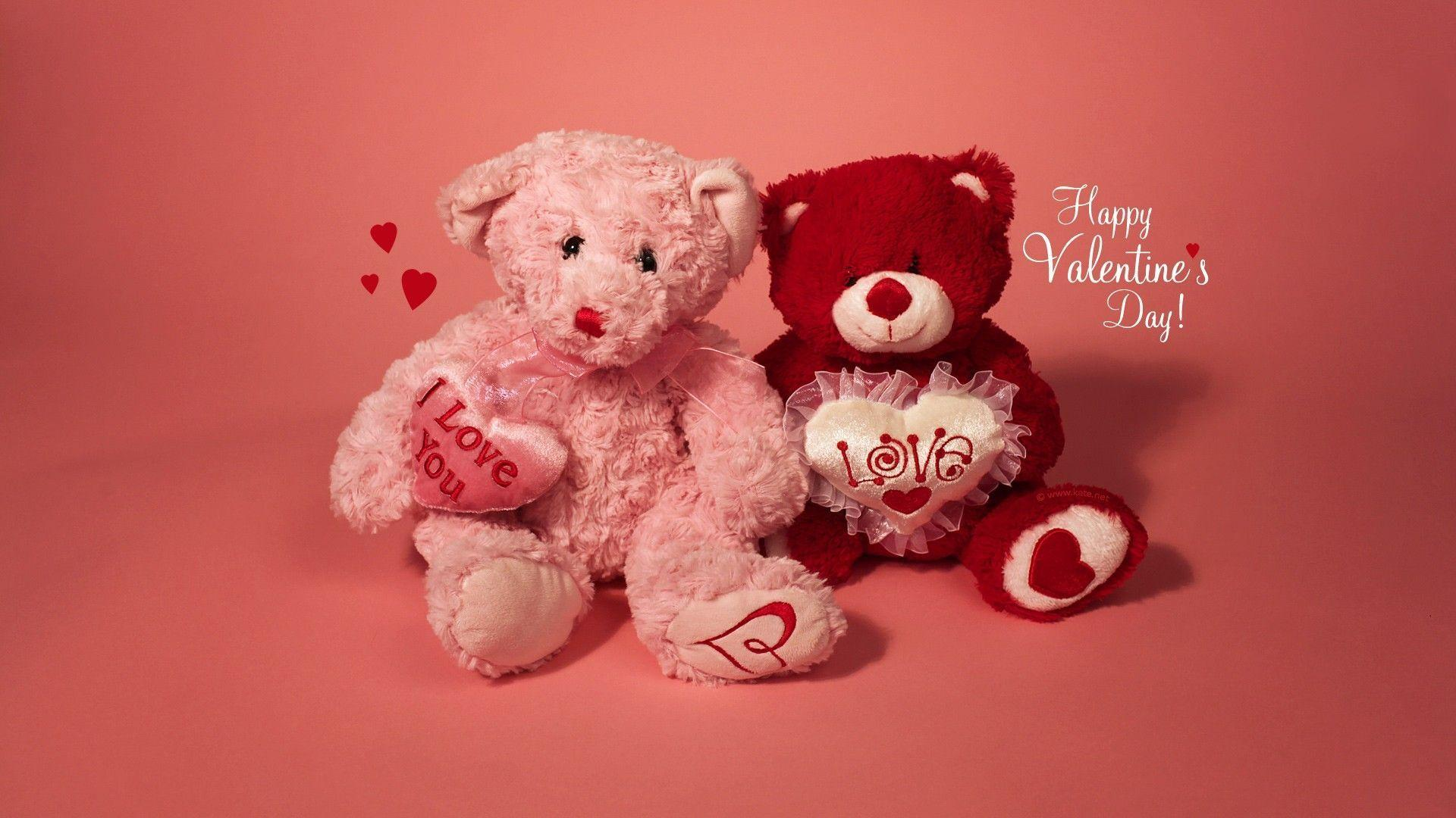 1920x1080 Cute Valentines Day Background