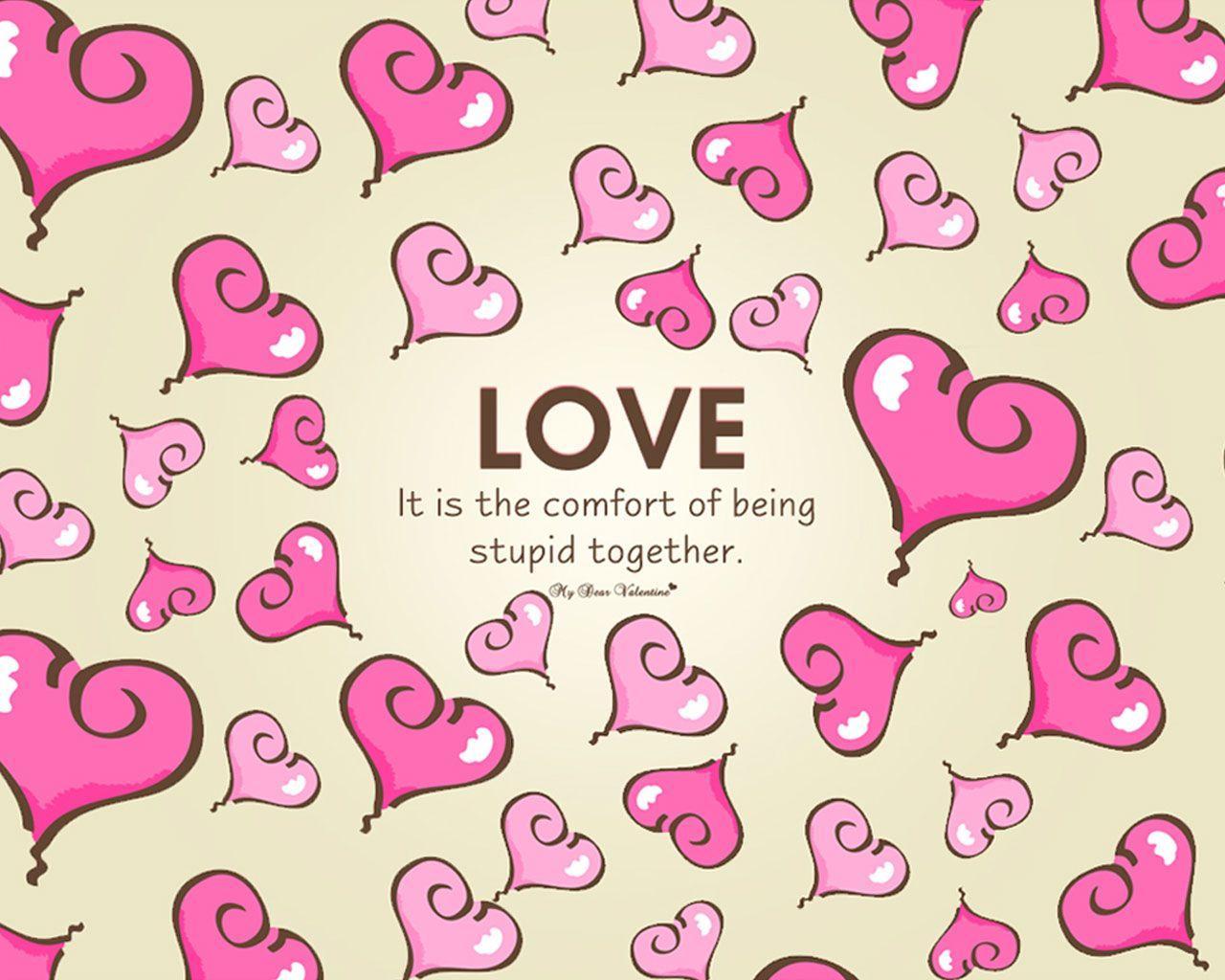1280x1024 Happy Valentine's Day HD Wallpaper, Background & Picture