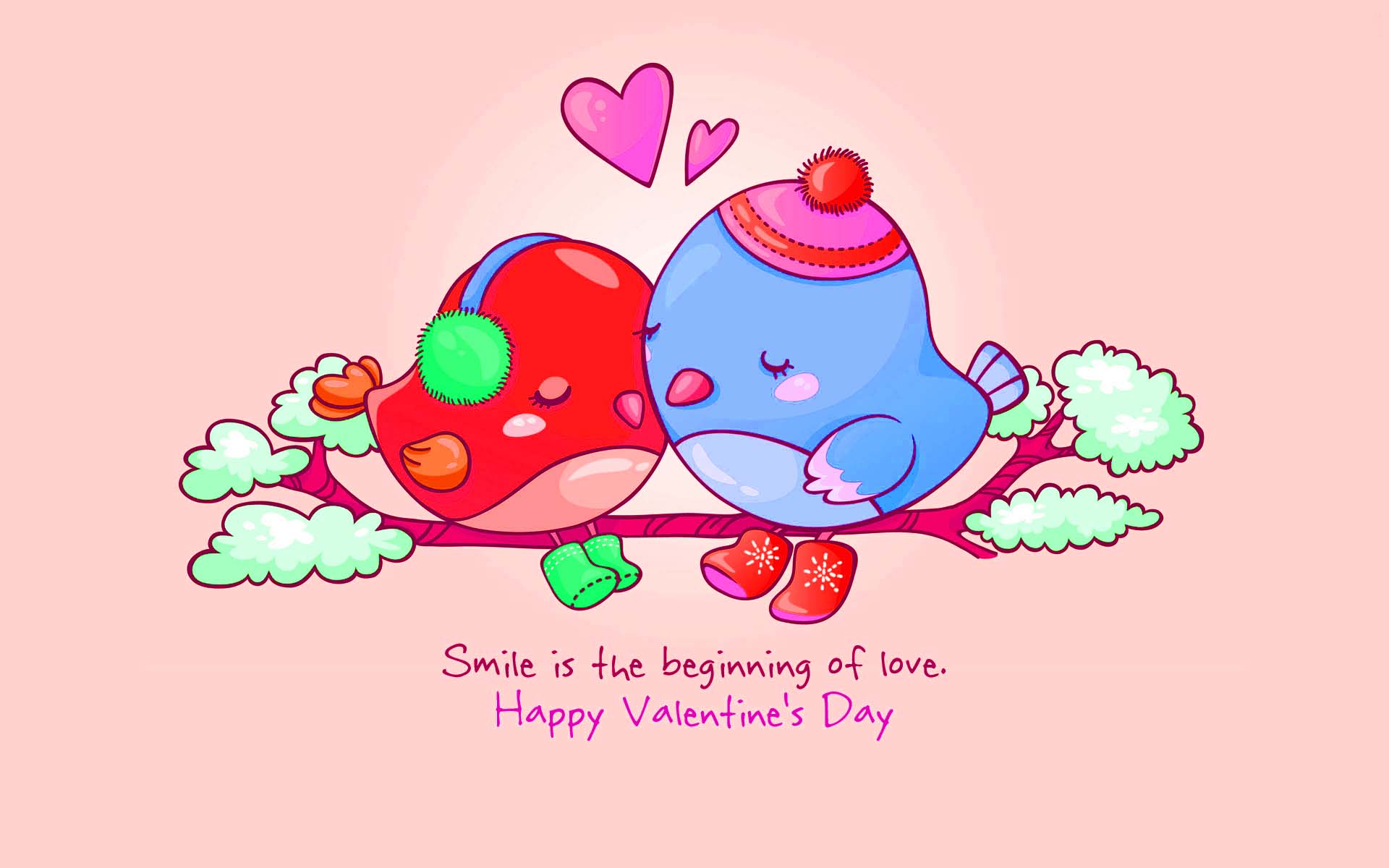 1920x1200 Cute Valentines Day Wallpaper – Quotes & Wishes for Valentine's Week