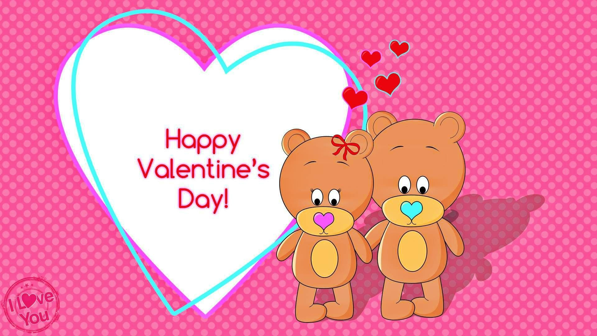 1920x1080 Disney Valentines Day Desktop Wallpaper