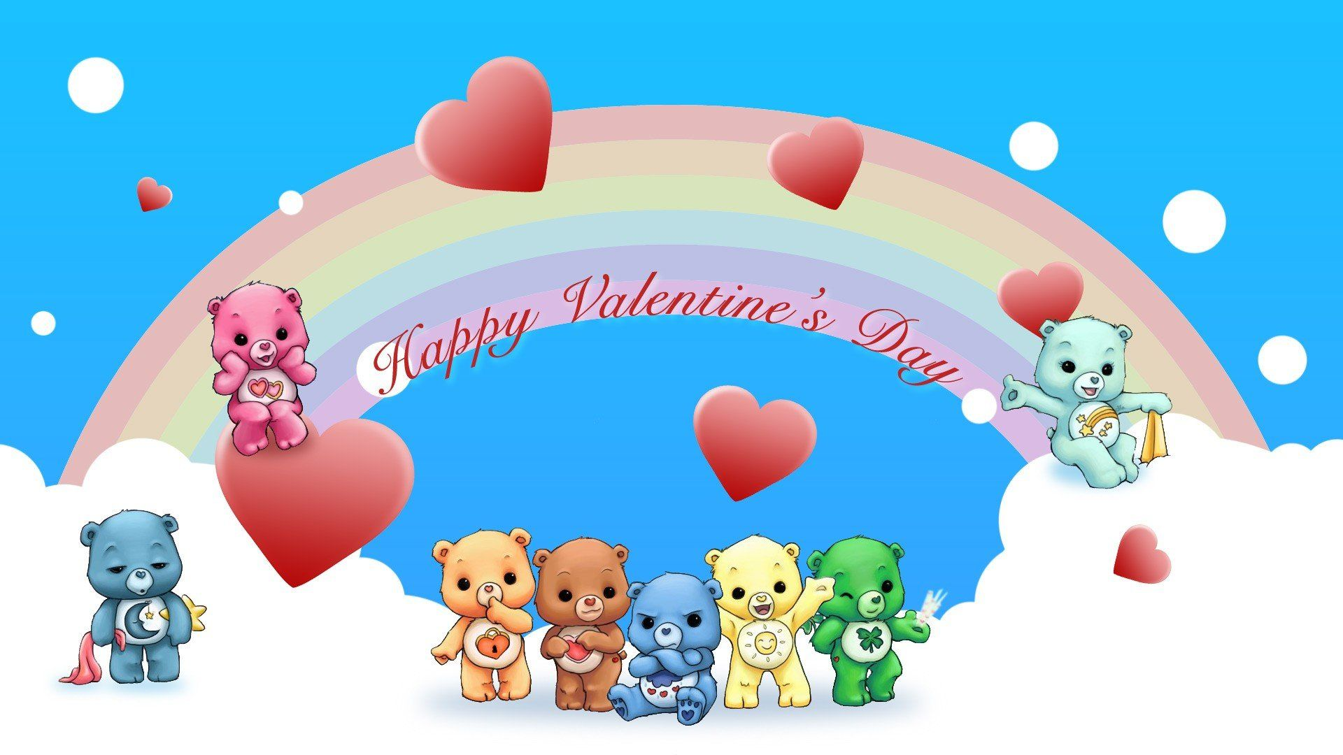 1920x1080 Cute Valentines Day 807509
