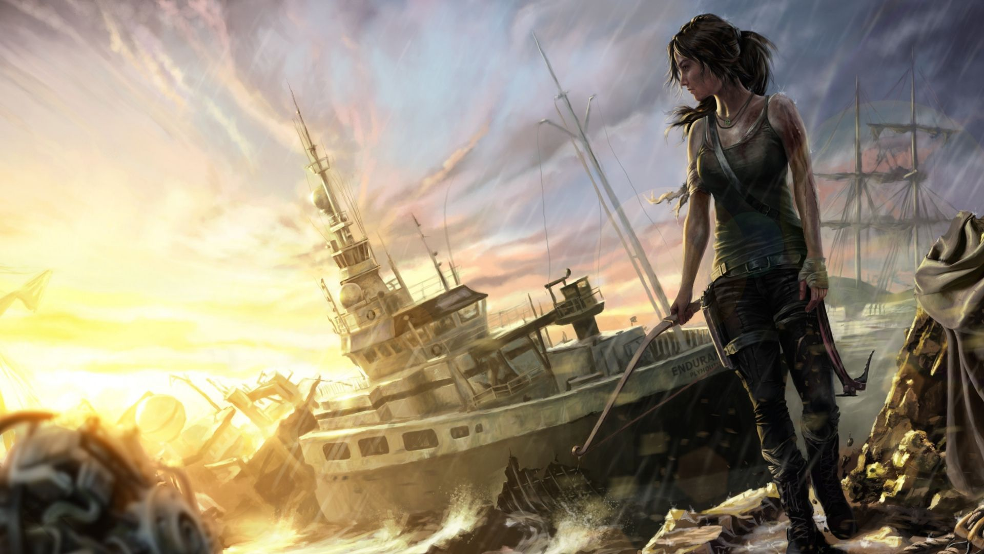 36 best free tomb raider wallpapers - wallpaperaccess