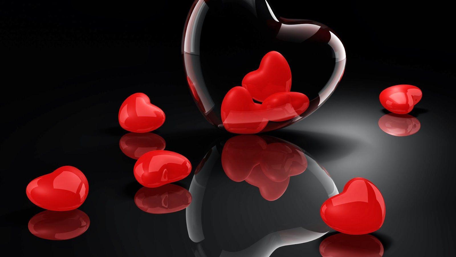 1600x900 Happy Valentines Day Romantic Heart HD Wallpaper