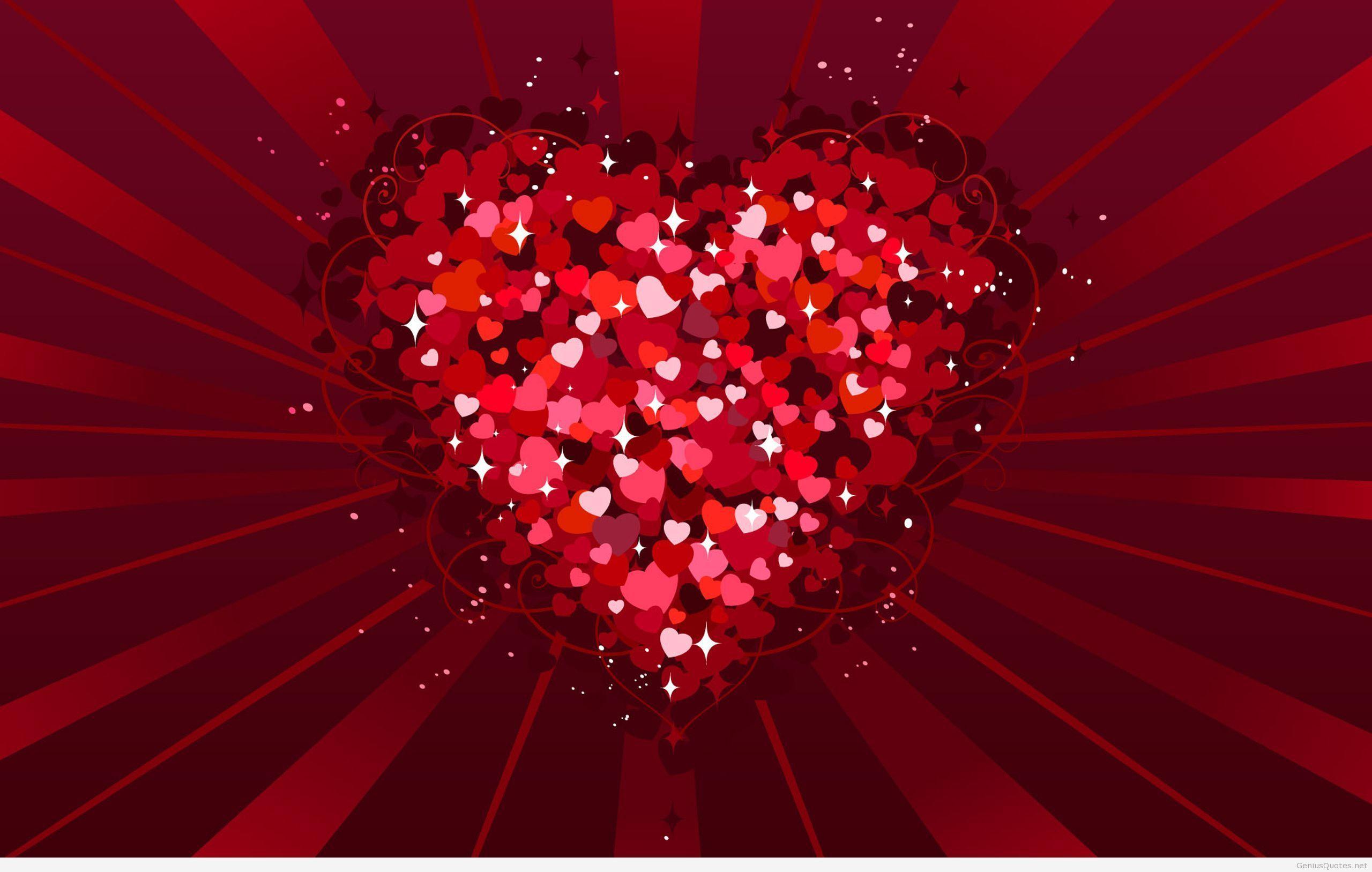 2560x1627 cute valentines HD wallpaper