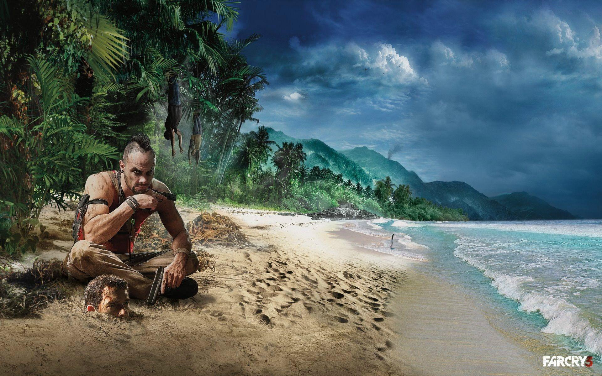Far Cry Wallpapers Top Free Far Cry Backgrounds
