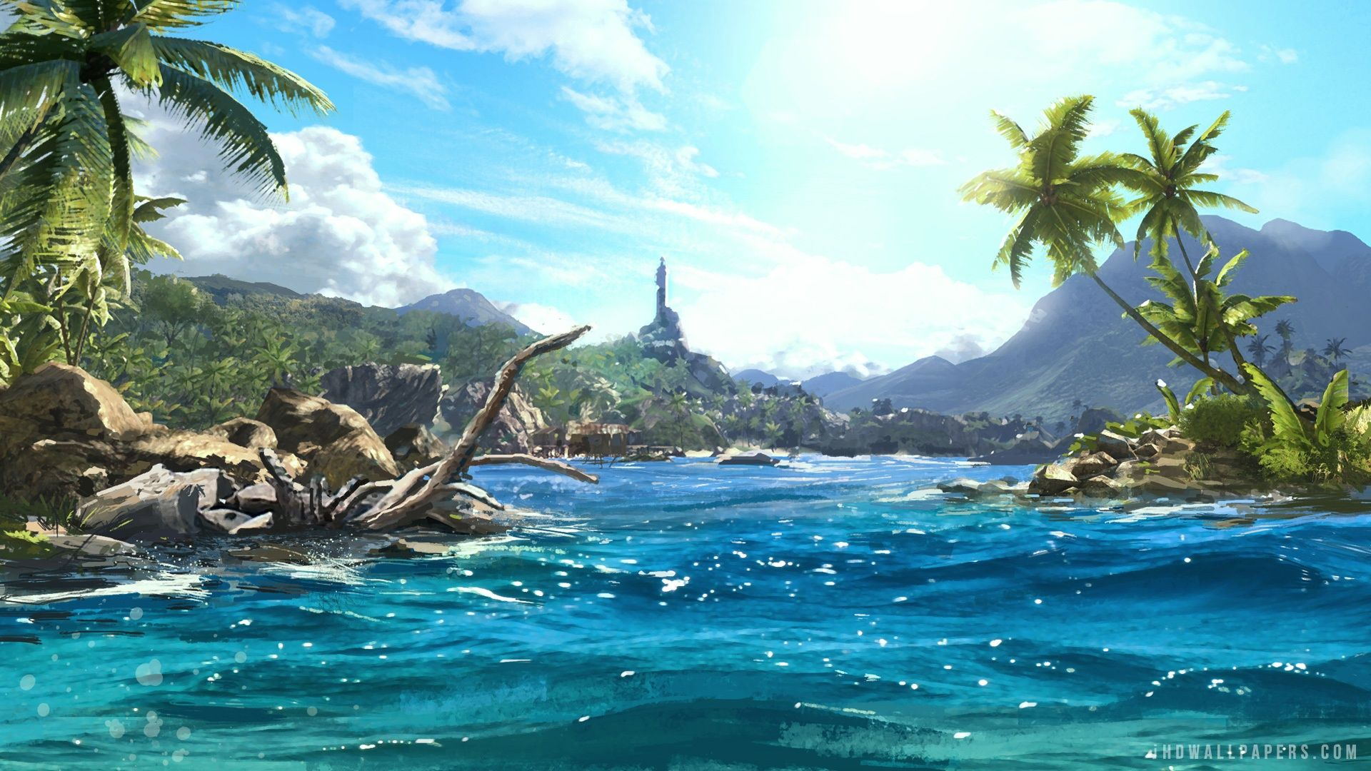 Far Cry 3 Wallpapers Top Free Far Cry 3 Backgrounds