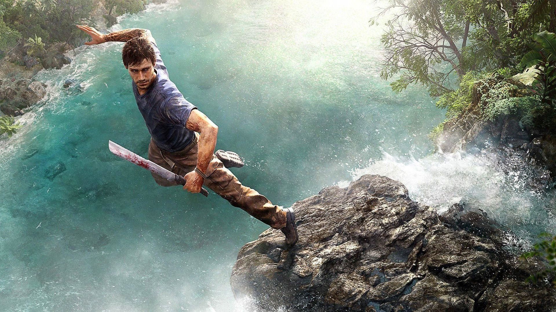 Far Cry 3 Wallpapers Top Free Far Cry 3 Backgrounds Wallpaperaccess
