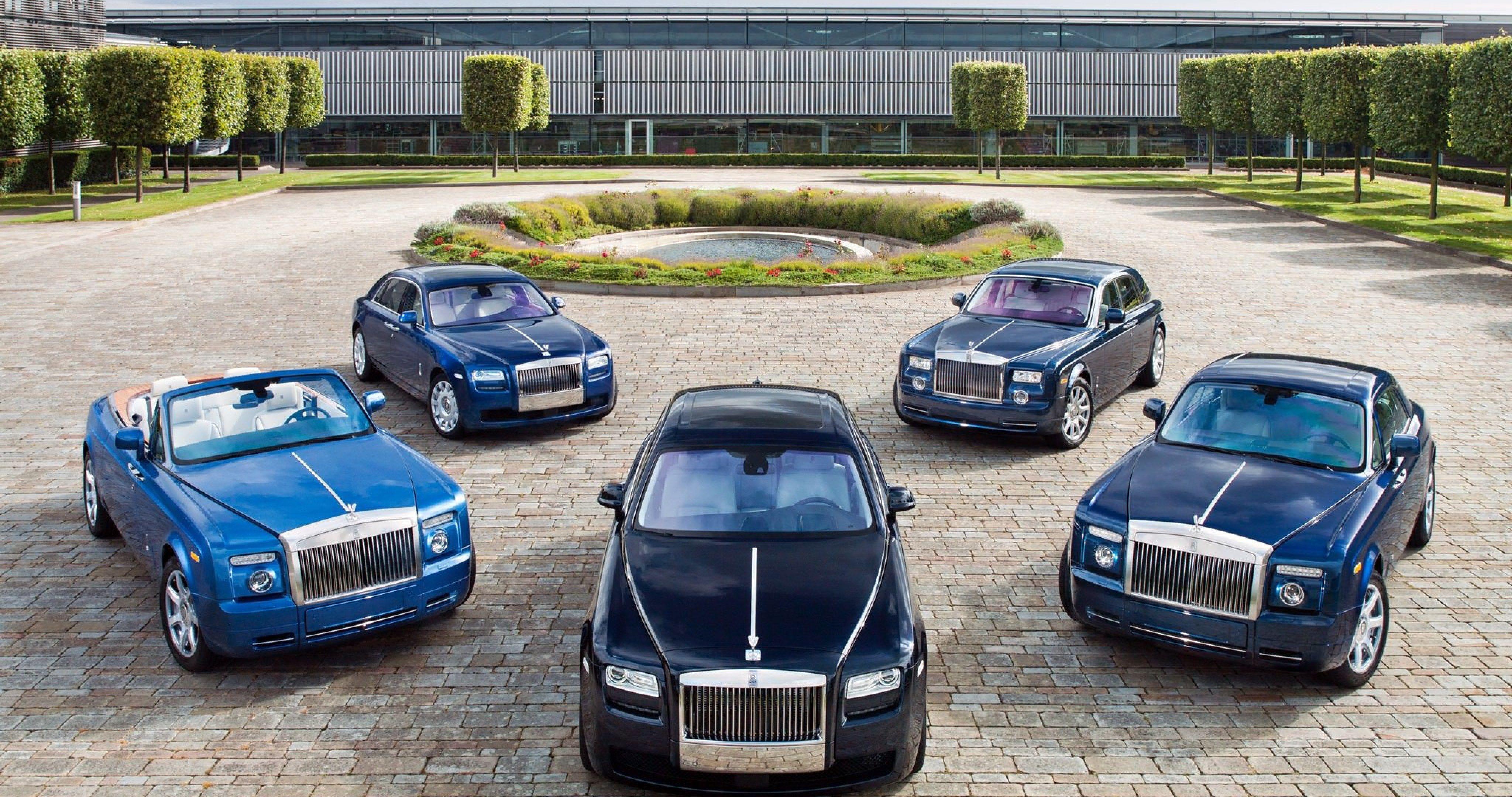 Rolls-Royce 4K Wallpapers