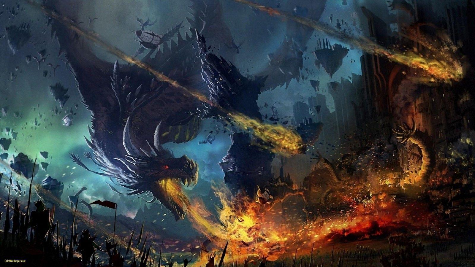 62 Best Free Hi Def Dragon Wallpapers Wallpaperaccess
