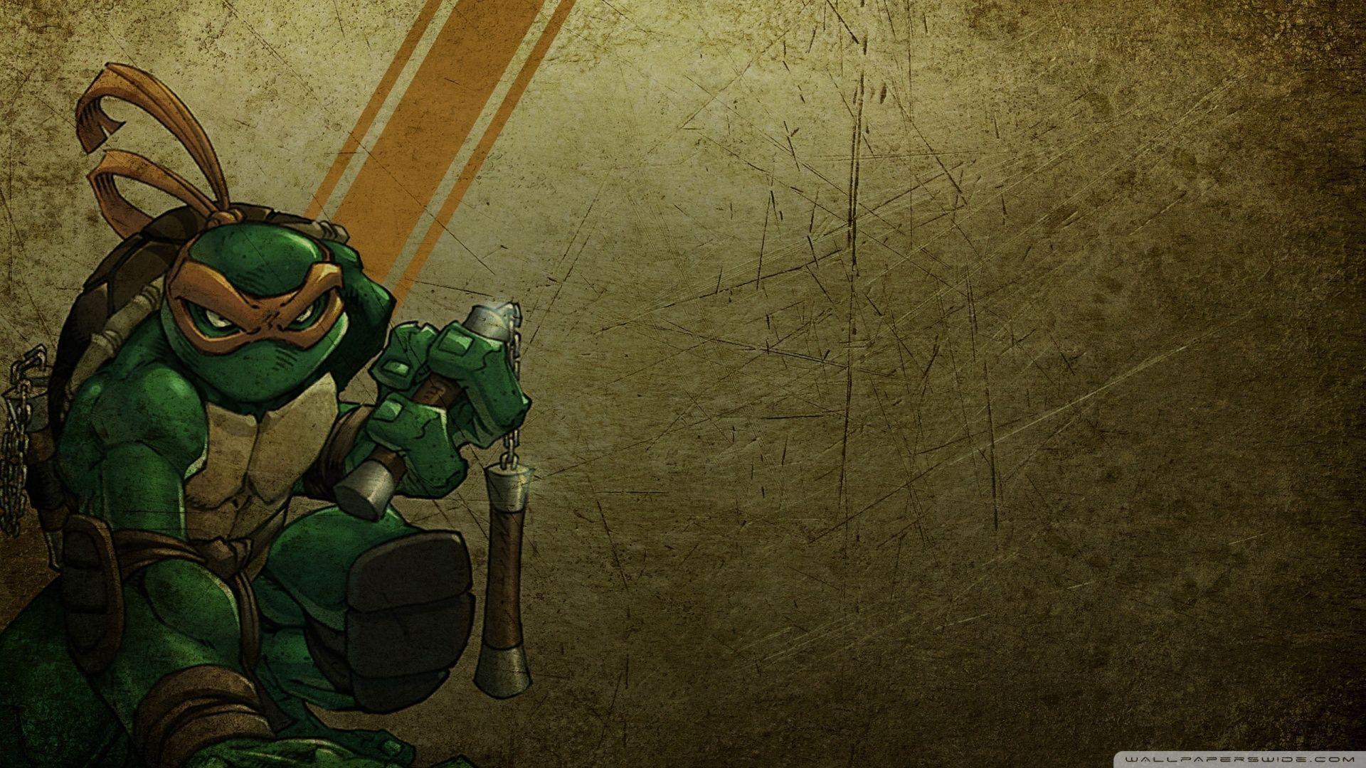 Tmnt Michelangelo Wallpapers Top Free Tmnt Michelangelo