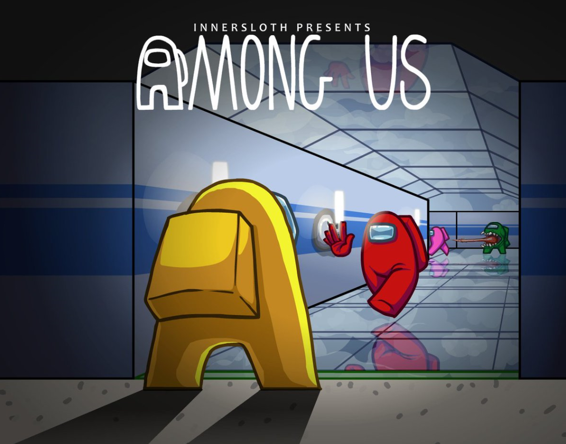 Among Us Game Wallpapers Top Free Among Us Game Backgrounds Wallpaperaccess