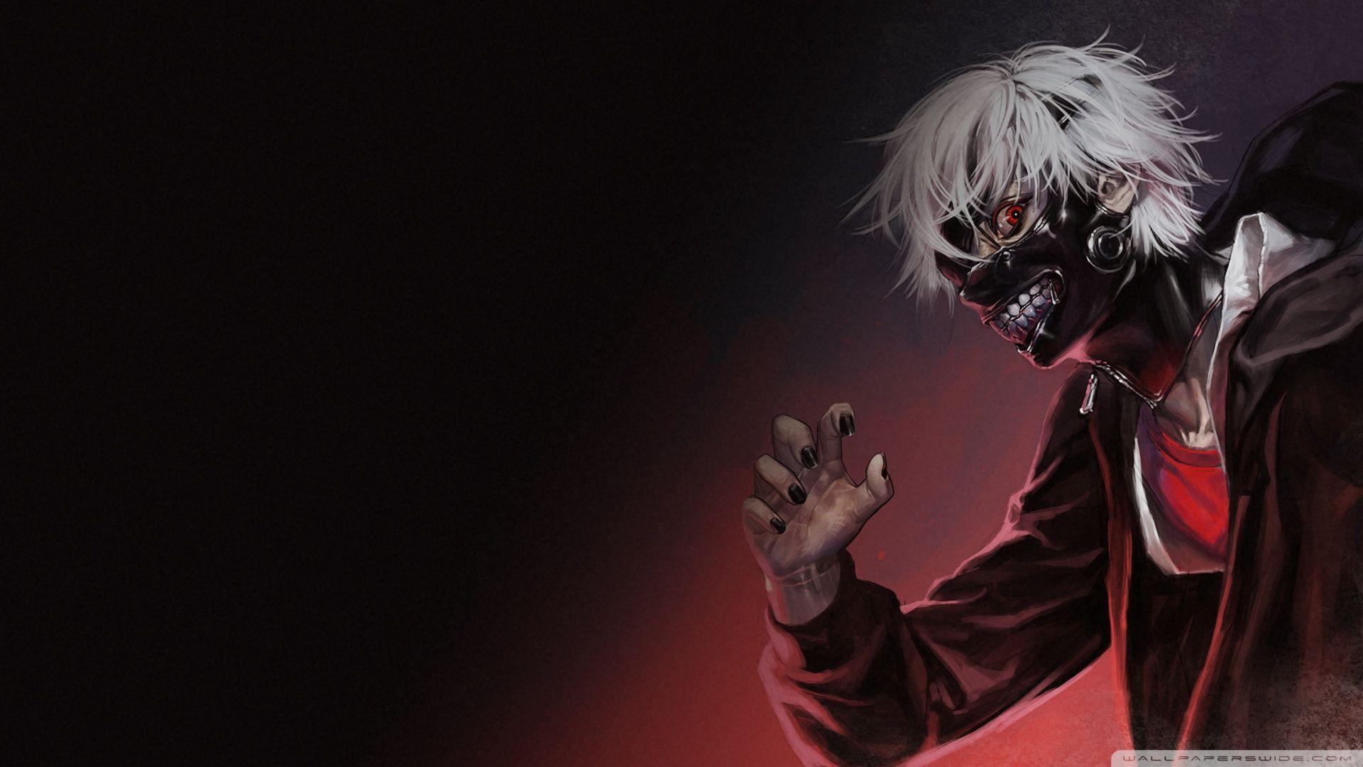 Tokyo Ghoul Desktop Wallpapers Top Free Tokyo Ghoul Desktop Backgrounds Wallpaperaccess