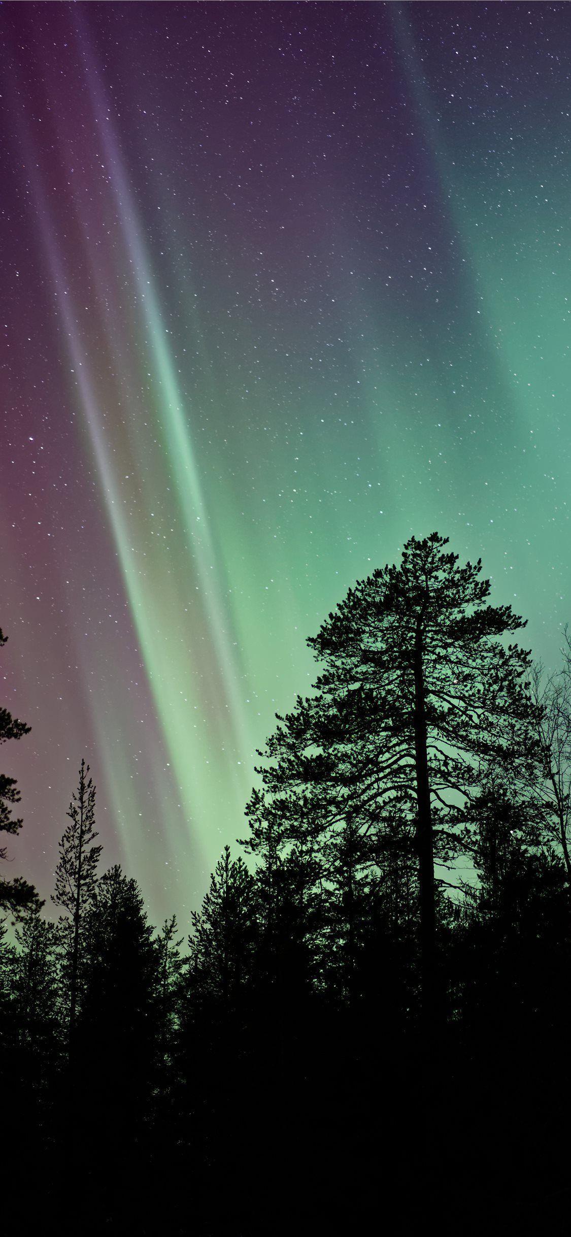 Aurora Borealis Iphone Wallpapers Top Free Aurora Borealis Iphone Backgrounds Wallpaperaccess