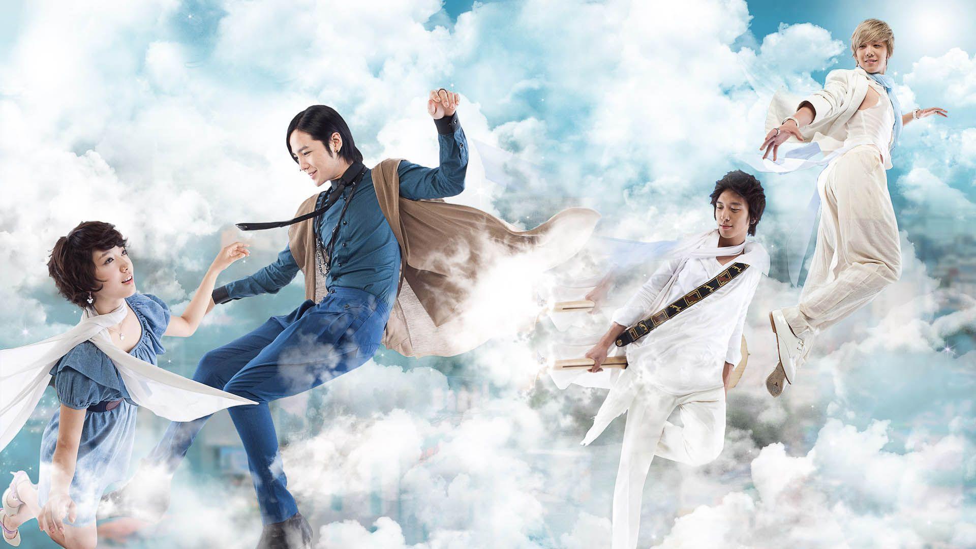 You Re Beautiful Korean Drama Wallpapers Top Free You Re