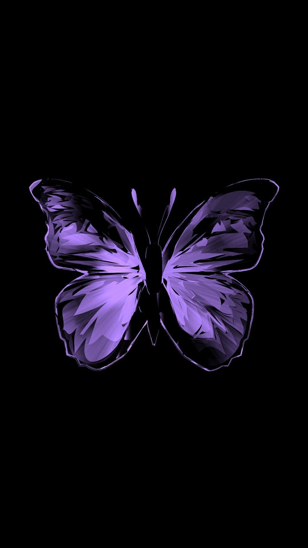 Dark Purple Butterfly Wallpapers Top Free Dark Purple Butterfly Backgrounds Wallpaperaccess