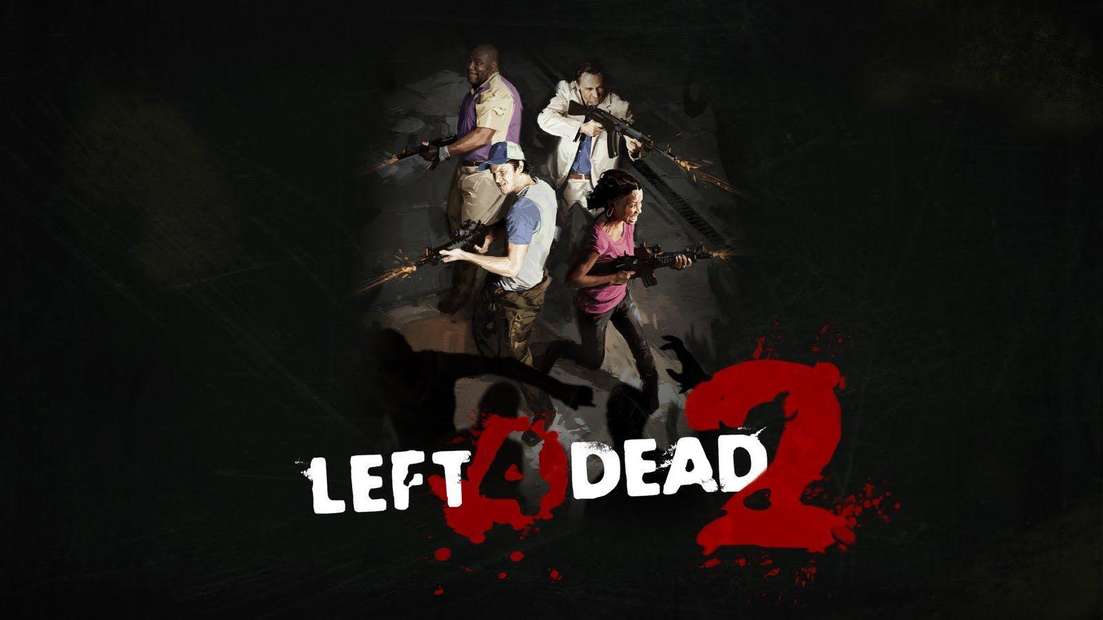 Left 4 Dead 2 Wallpapers Top Free Left 4 Dead 2 Backgrounds