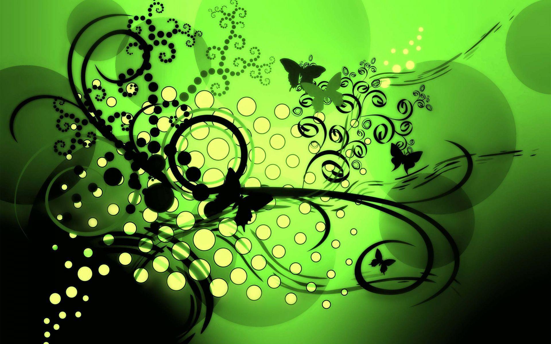 66 Best Free Green Butterfly Wallpapers