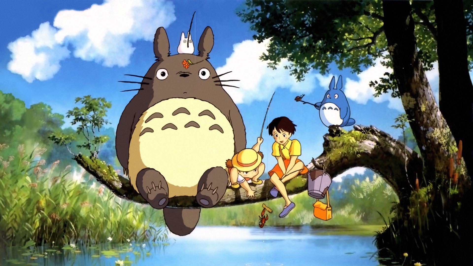 Hình nền 1920x1080 Studio Ghibli, Hình nền 4K Ultra HD Studio Ghibli