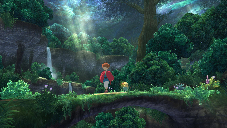 2900x1632 Studio Ghibli Hình nền HD