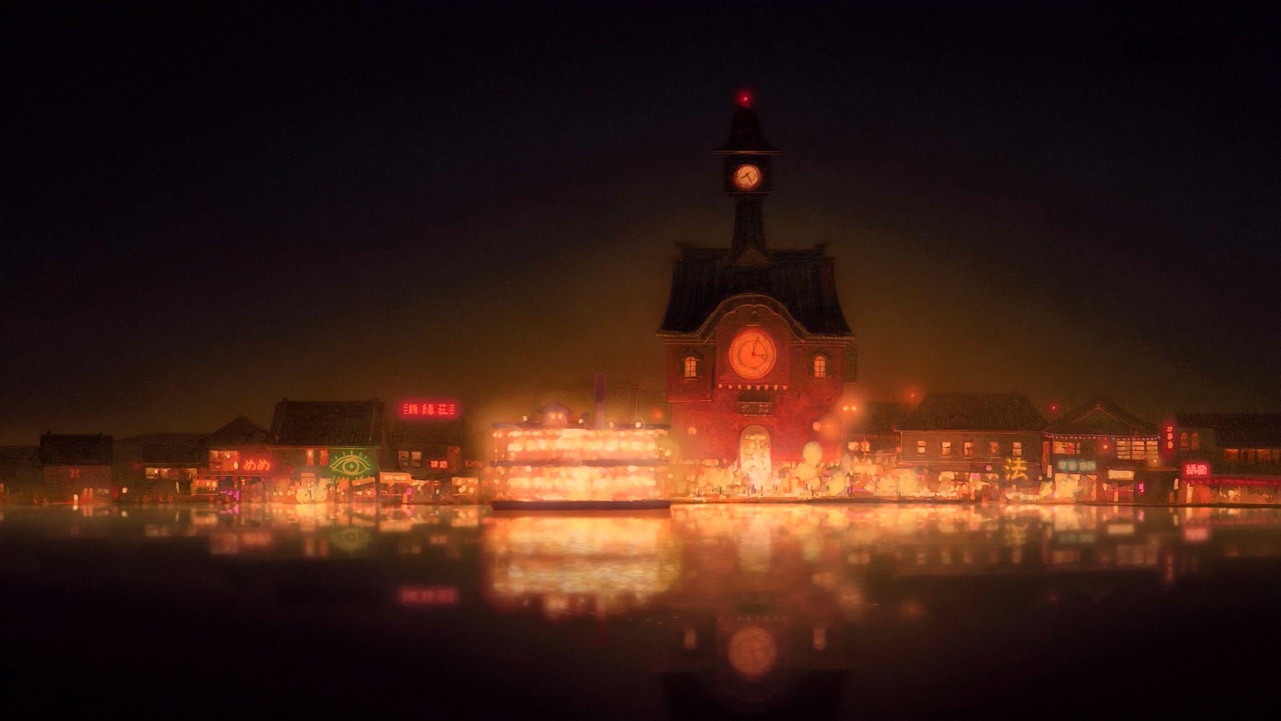 2560x1440 Kỷ niệm 75 năm ngày sinh của Hayao Miyazaki với 75 này