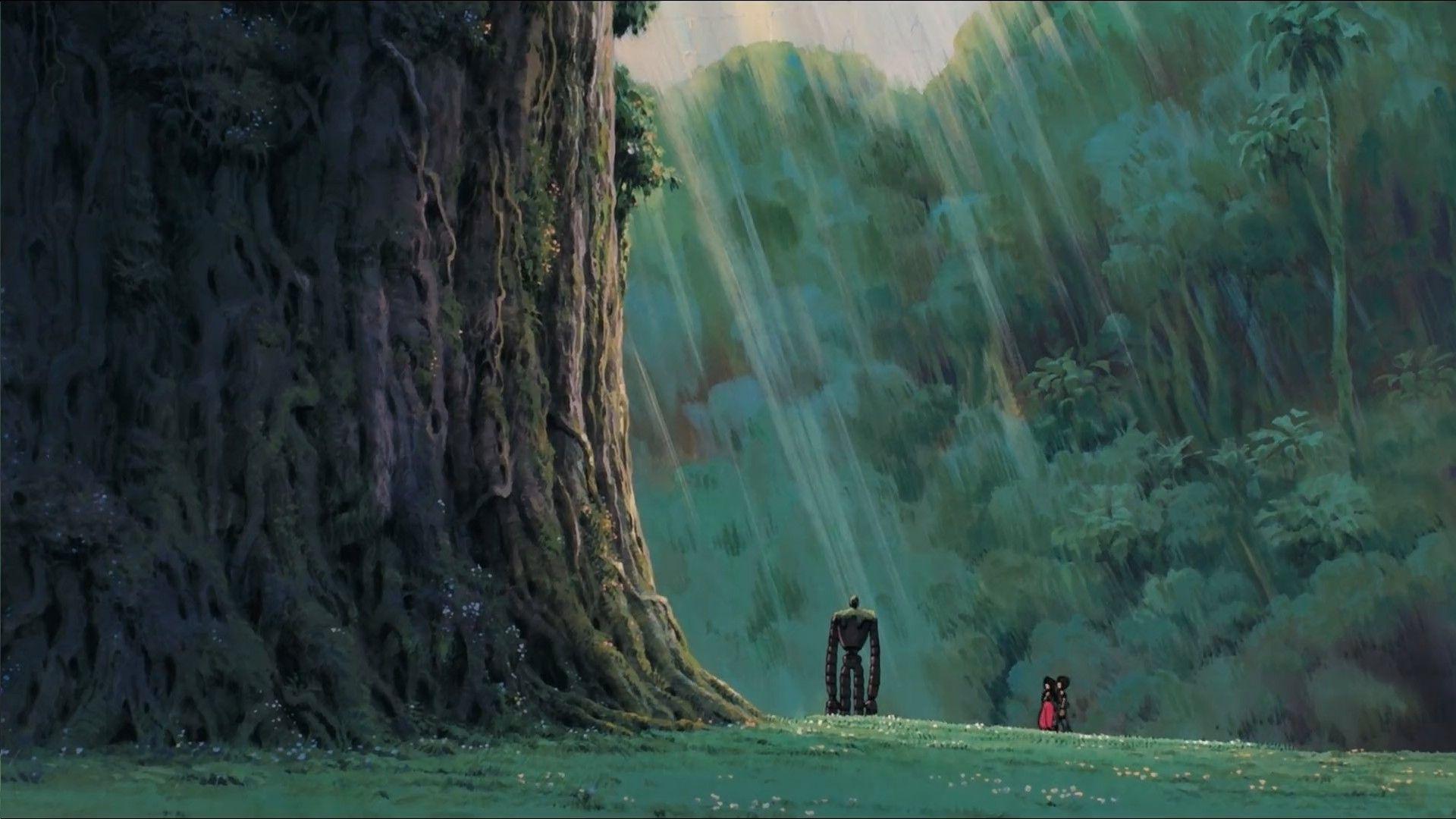 1920x1080 Studio Ghibli Hình nền HD
