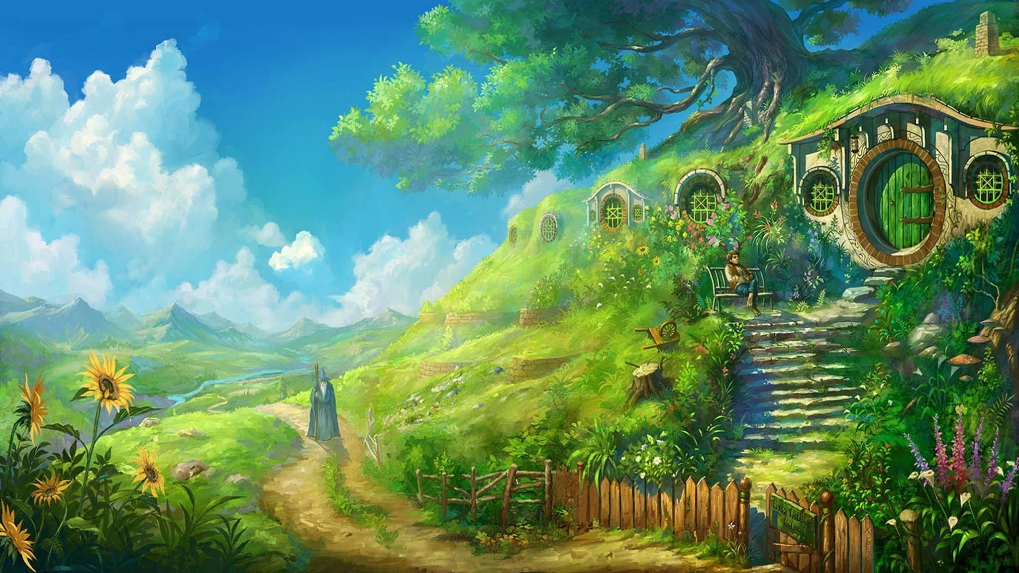 Studio Ghibli Desktop Wallpapers Top Free Studio Ghibli
