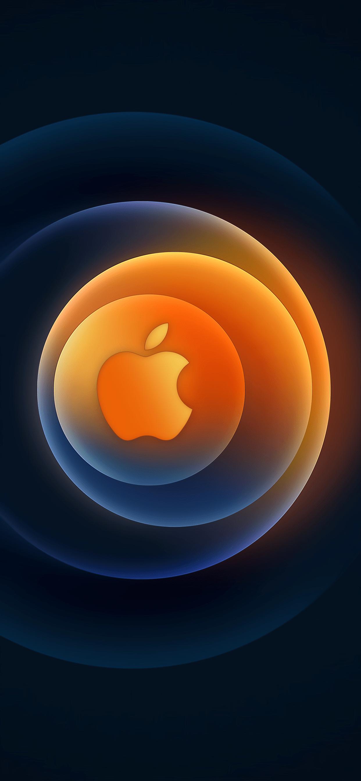 1242x2688 Apple ngày 13 tháng 10 Chào, hình nền sự kiện Tốc độ