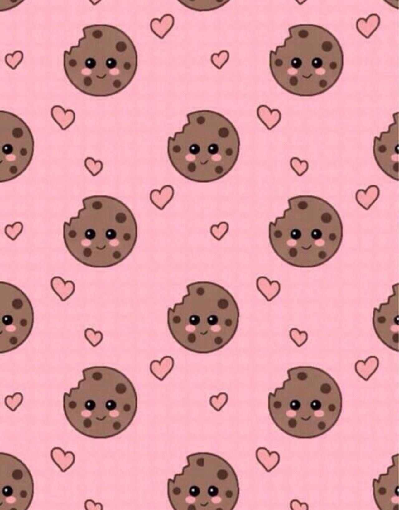 Cute Cartoon Cookie Wallpapers Top Free Cute Cartoon