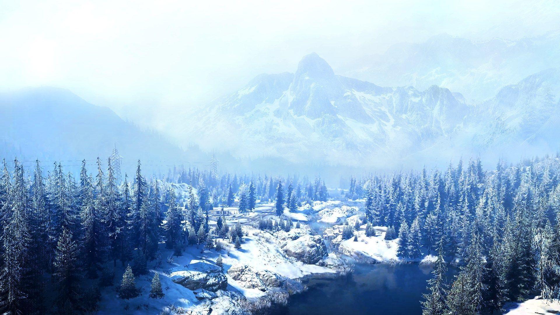 SnowRunner Wallpapers - Top Free SnowRunner Backgrounds - WallpaperAccess