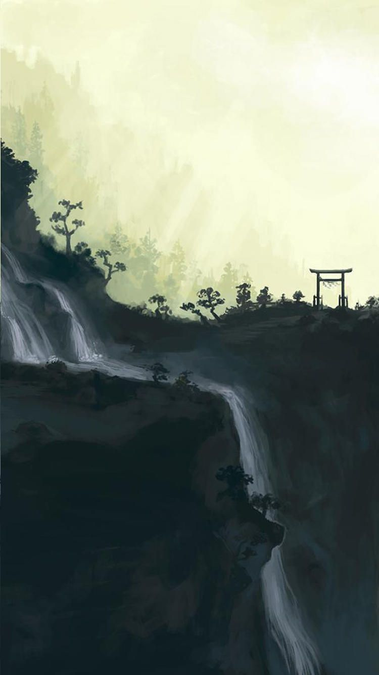 Japanese Art Iphone Wallpapers Top Free Japanese Art