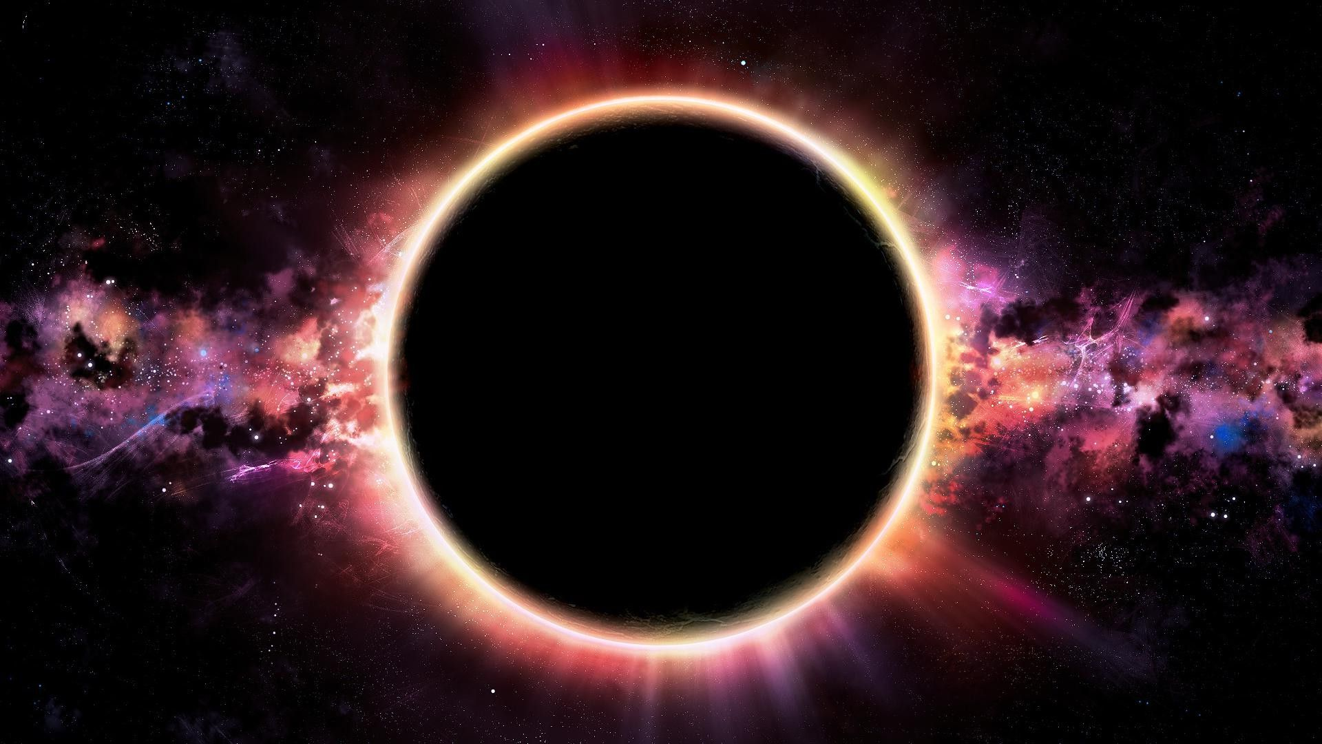 Space Eclipse Wallpapers - Top Free Space Eclipse ...