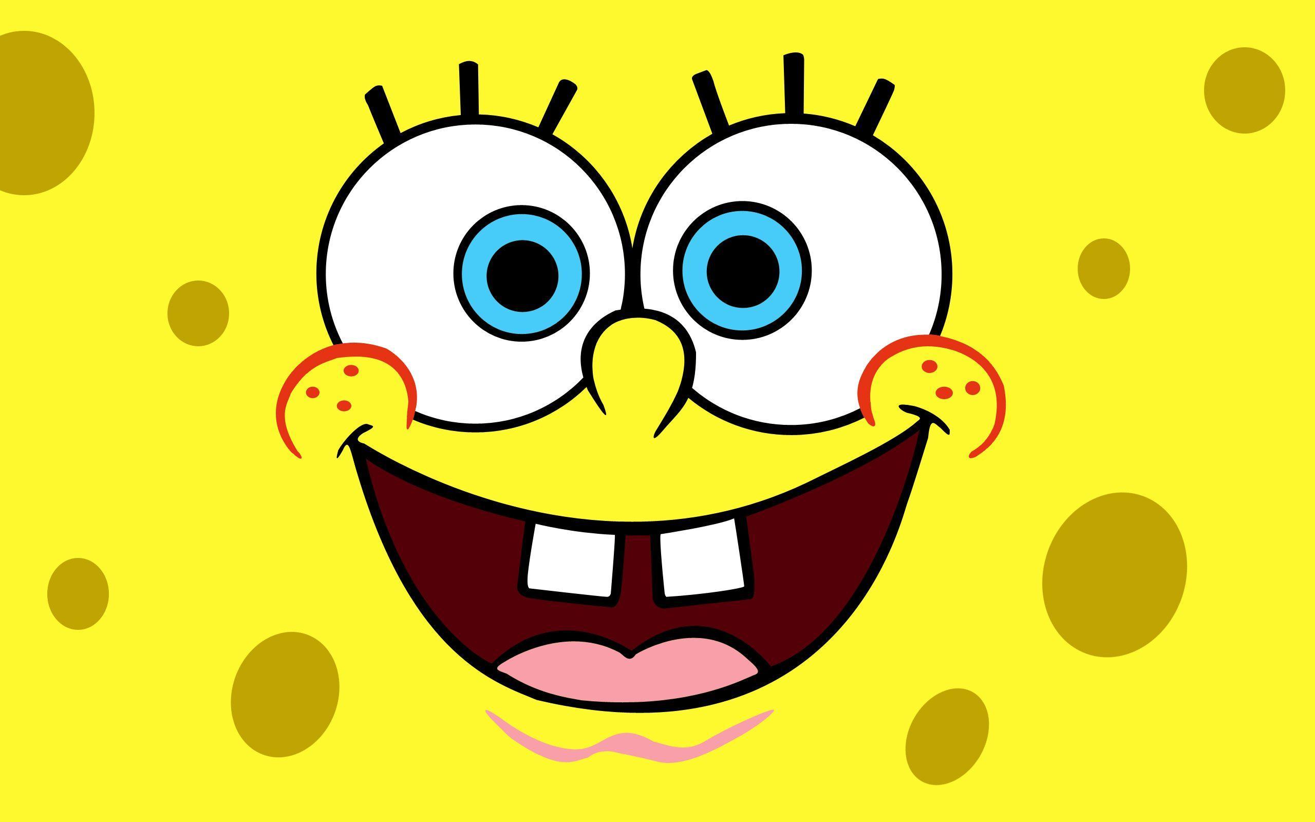 Hình nền Full HD 2560x1600 Spongebob Squarepants