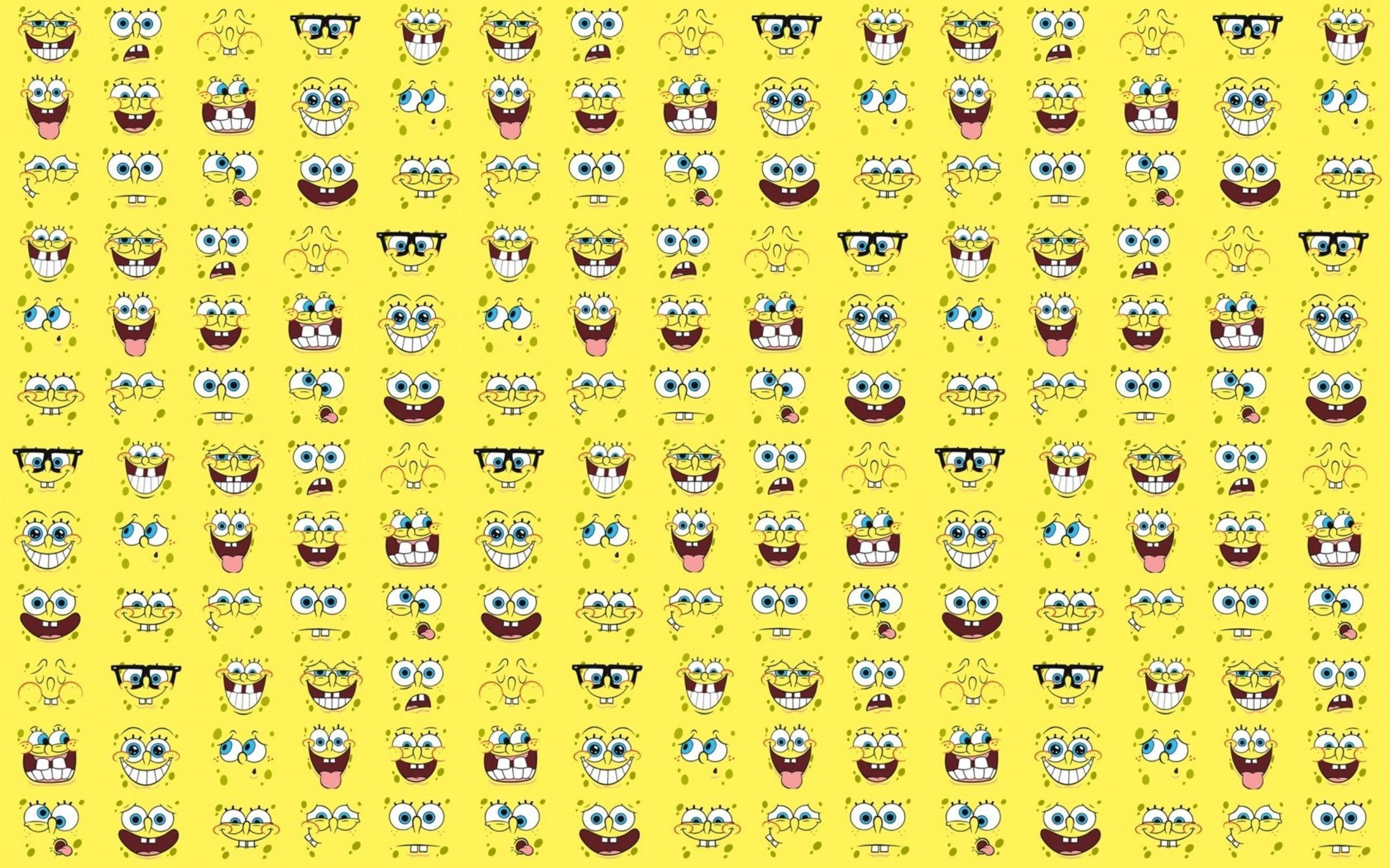 Hình nền HD 2560x1600 Spongebob Squarepants