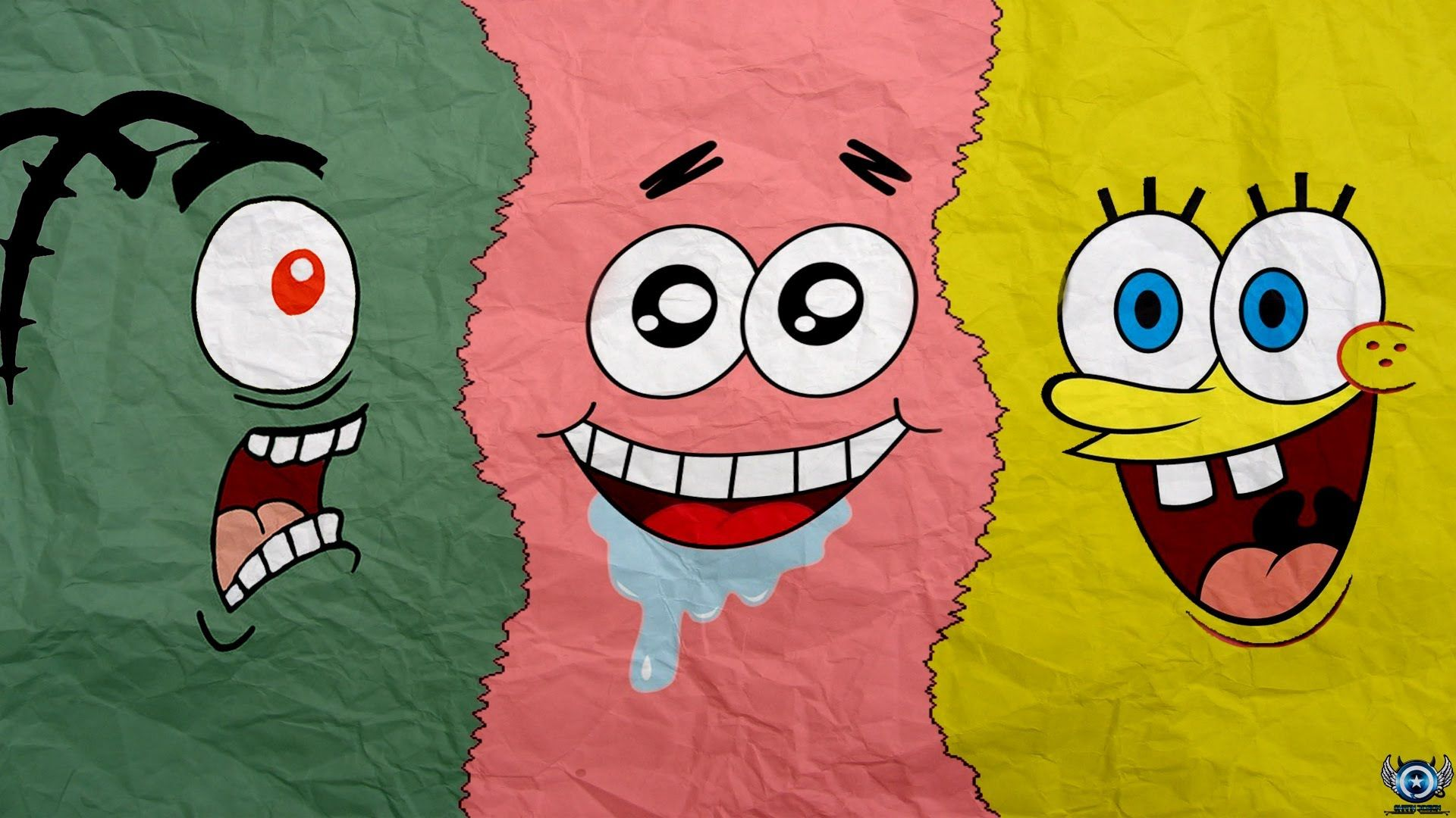 1600x900 Funny Spongebob Wallpapers