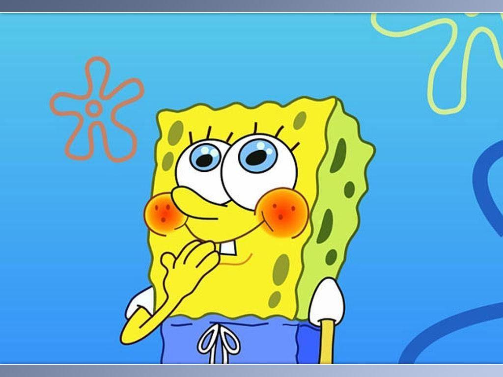Hình nền 1024x768 SpongeBob SquarePants Số 1 (1024 x 768 pixel)